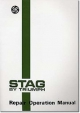 Triumph Workshop Manual: Stag - Brooklands Books Ltd