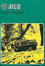 MG MGB Driver's Handbook - Brooklands Books Ltd.