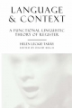 Language and Context - Helen Leckie-Tarry; David Birch