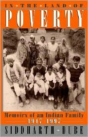 In the Land of Poverty: Memoirs of an Indian Family, 1947-1997