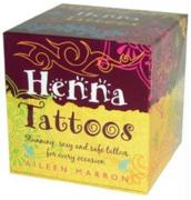 Henna Tattoos: Stunning, Sexy and Safe Tattoos for Every Occasion
