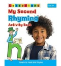 My Second Rhyming Activity Book - Lisa Holt