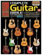 Complete Guitar Bible: Learn to Play with 4 DVD & 4/CD's