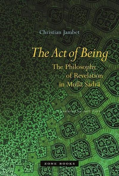 Act of Being - Christian Jambet