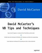 David McCarter's VB Tips and Techniques