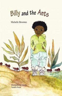 Billy and the Ants - Broomes, Michelle