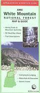 AMC White Mountain National Forest Map and Guide