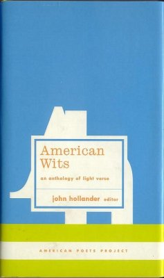 American Wits: An Anthology of Light Verse - Various Library of America