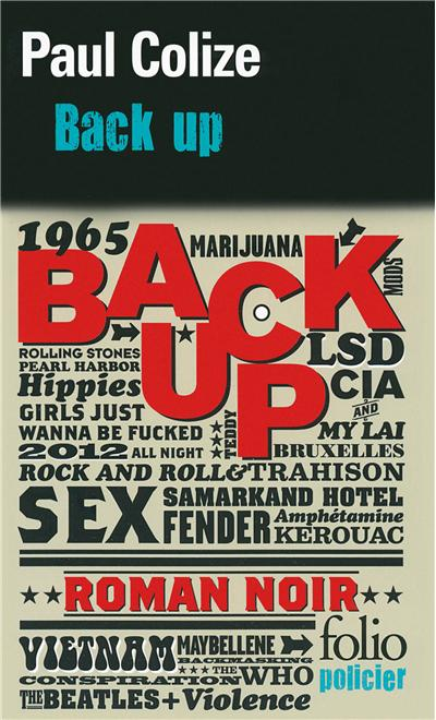 Back up - Gallimard