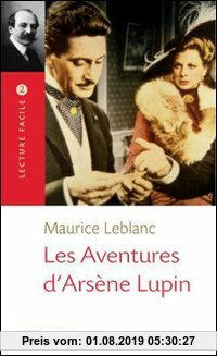 Gebr. - Les Aventures D'Arsene Lupin Lecture Facile A2/B1 (900-1500 Words) (Fle Lecture Facile)