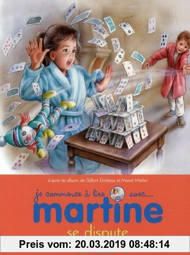 Gebr. - Martine se dispute