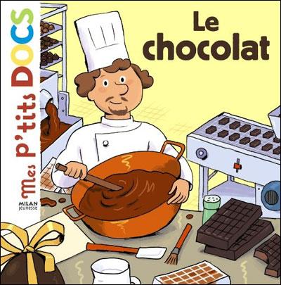 Le chocolat - Milan Eds