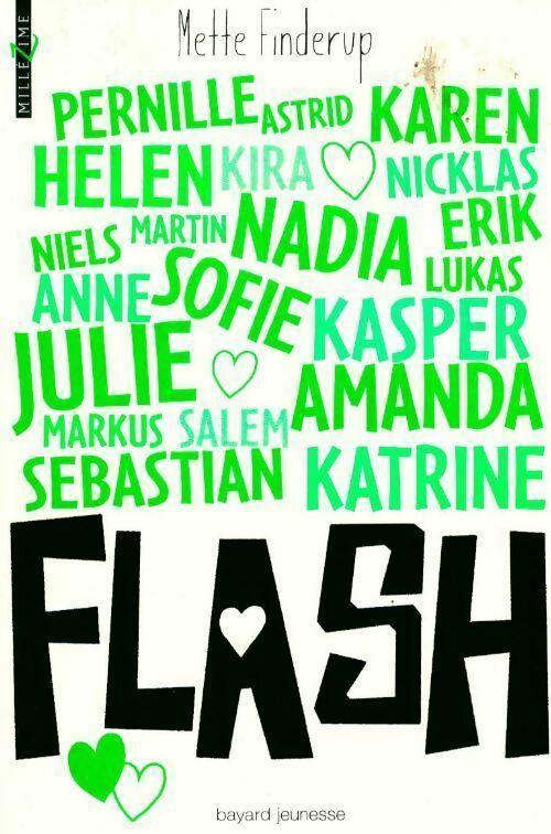 Flash - Mette Finderup