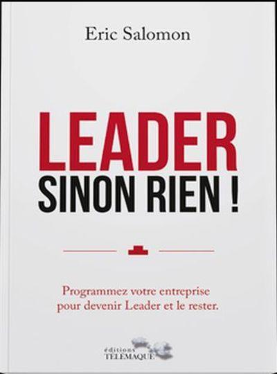 Leader sinon rien ! - Telemaque
