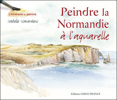 Peindre la Normandie à l´aquarelle - Ouest France