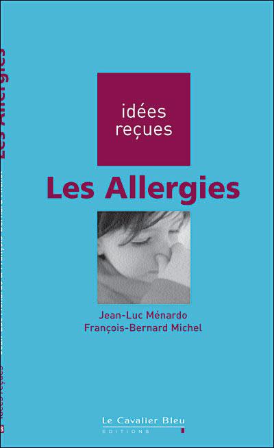 Les allergies - Cavalier Bleu Eds