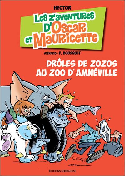 Droles de zozos au zoo d´Amneville - Serpenoise