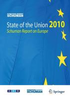State of the European Union 2010