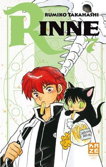 Rinne t.7 - Takahashi, Rumiko