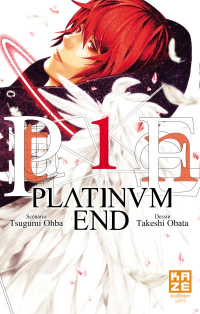 Platinum end - Kaze