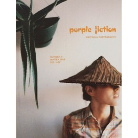 Purple Fiction Number 4 - Writing & Photography - Winter 1998 - Collectif