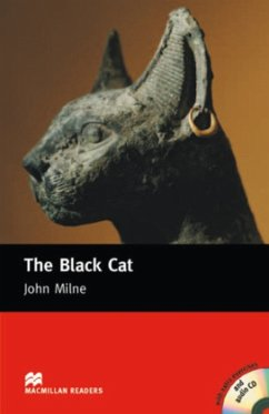 The Black Cat. Lektüre mit CD - Milne, John