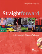 Kerr, Philip;Jones, Ceri: Straightforward Intermediate. Student´s Book