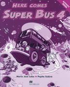 Lobo, María José;Subirà, Pepita: Here comes Super Bus. Level 4. Acitivity Book
