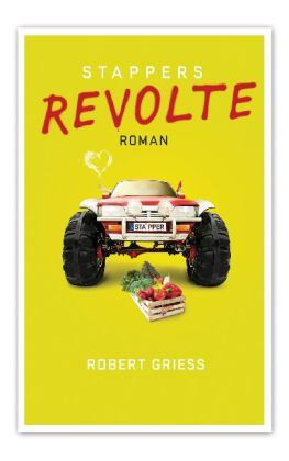 Stappers Revolte - Robert Griess