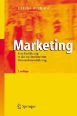 Marketing - Rainer Olbrich