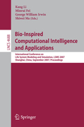 Bio-Inspired Computational Intelligence and Applications