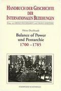 Duchhardt, Heinz: Balance of Power und Pentarchie