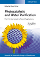 Photocatalysis and Water Purification - Pierre Pichat