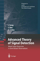 Advanced Theory of Signal Detection - Iickho Song; Jinsoo Bae; Sun Yong Kim