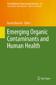 Emerging Organic Contaminants and Human Health - Damia Barcelo