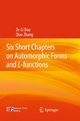 Six Short Chapters on Automorphic Forms and L-functions - Ze-Li Dou; Qiao Zhang