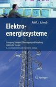 Adolf J. Schwab: Elektroenergiesysteme