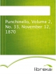 Punchinello, Volume 2, No. 33, November 12, 1870