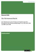 Dirb, Rouven: Die Hermannsschlacht