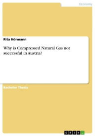 Why is Compressed Natural Gas not successful in Austria? - Rita Hörmann