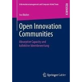 Open Innovation Communities - Ivo Blohm