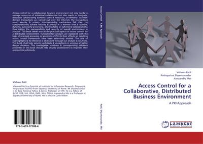 Access Control for a Collaborative, Distributed Business Environment - Vishwas Patil