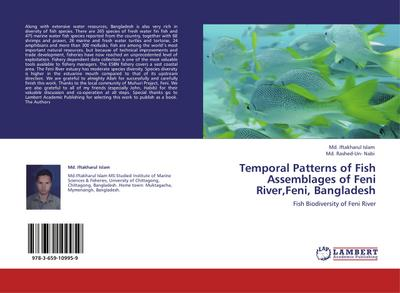 Temporal Patterns of Fish Assemblages of Feni River,Feni, Bangladesh - Md. Iftakharul Islam