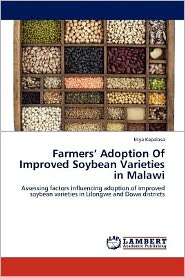 Farmers' Adoption Of Improved Soybean Varieties in Malawi