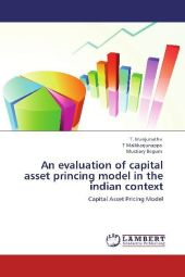 An evaluation of capital asset princing model in the indian context - T. Manjunatha