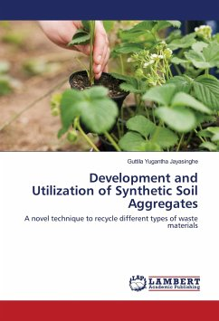 Development and Utilization of Synthetic Soil Aggregates - Jayasinghe, Guttila Yugantha