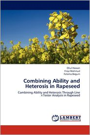 Combining Ability and Heterosis in Rapeseed