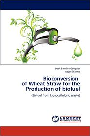 Bioconversion of Wheat Straw for the Production of biofuel - Desh Bandhu Gangwar, Rajan Sharma