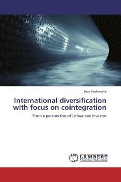 International diversification with focus on cointegration