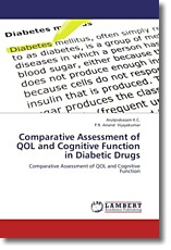 Comparative Assessment of QOL and Cognitive Function in Diabetic Drugs